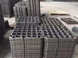 heat treatment tray, basket